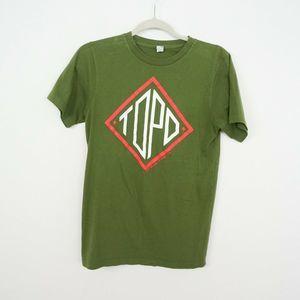 Topo Designs Unisex T-Shirt Logo Colorado